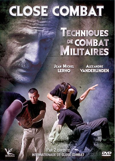 Close Combat : techniques de combat militaires - DVD