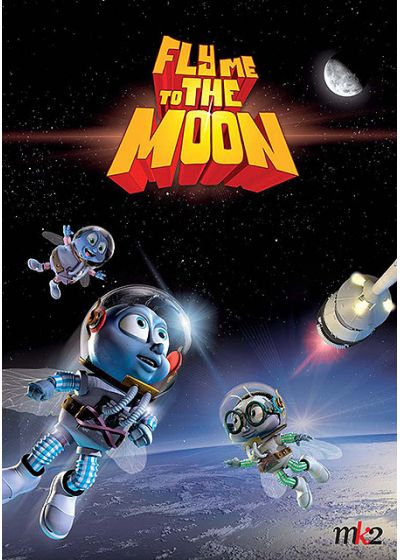 Fly Me to the Moon - DVD