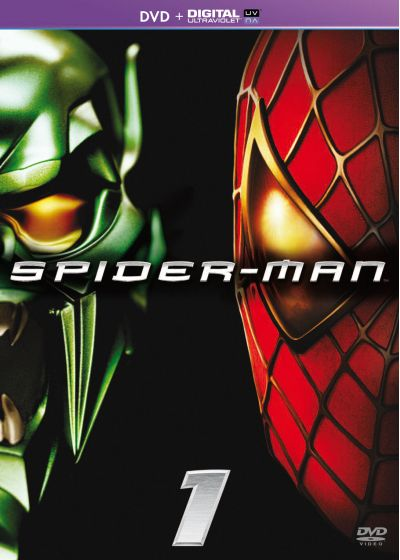 Spider-Man (DVD + Copie digitale) - DVD