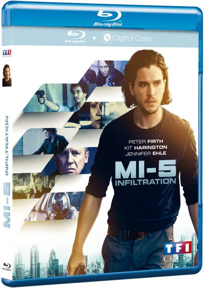 MI-5 Infiltration (Blu-ray + Copie digitale) - Blu-ray