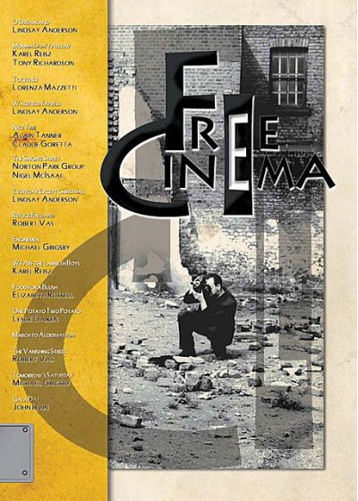 Free Cinema : 1953-1963 - DVD