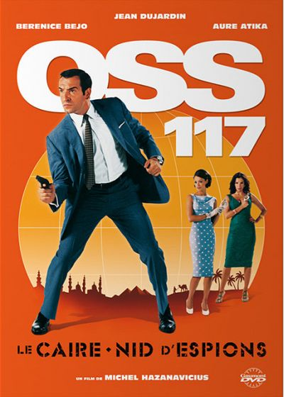 OSS 117 - Le Caire, nid d'espions - DVD