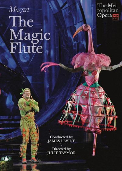 Mozart : The Magic Flute - DVD