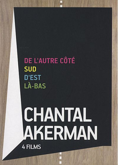 Coffret Chantal Akerman - DVD
