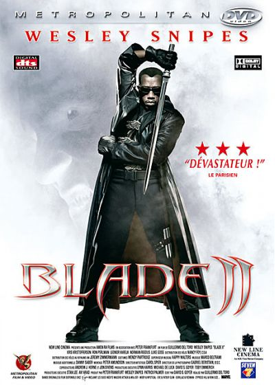 Blade II (Édition Simple) - DVD