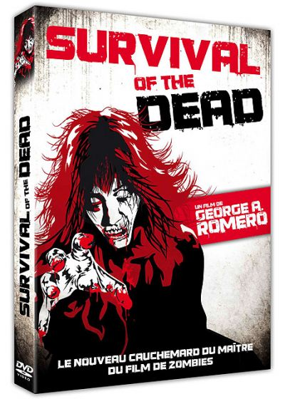Survival of the Dead - DVD