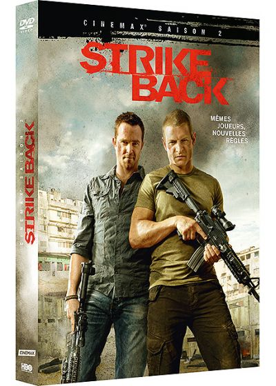 Strike Back : Project Dawn - Cinemax Saison 2 - DVD