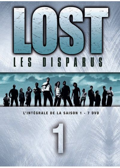 Lost, les disparus - Saison 1 - DVD