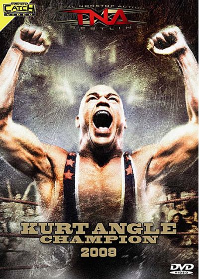 Kurt Angle - Champion 2008 - DVD