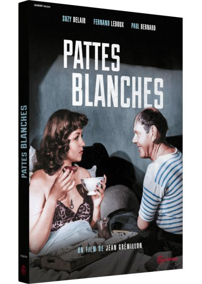 Pattes blanches - DVD