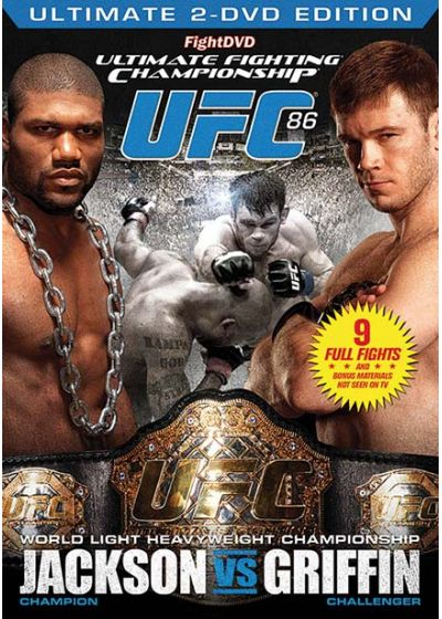 UFC 86 - Jackson vs Griffin - DVD