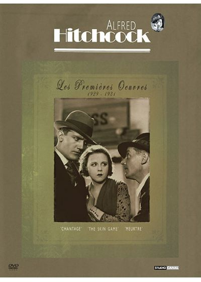 Alfred Hitchcock - Les premières oeuvres - 1929-1931 - DVD