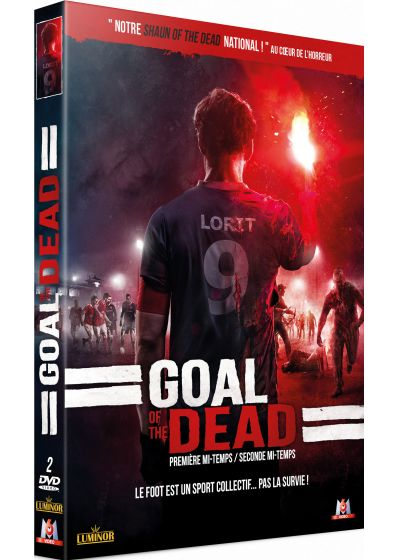 Goal of the Dead - DVD