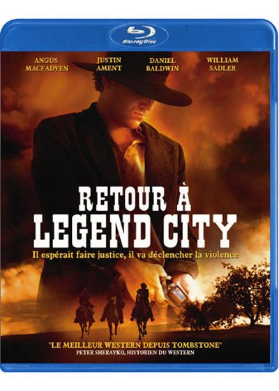 Shadowheart (Retour à Legend City) - Blu-ray