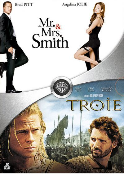 Mr. & Mrs. Smith + Troie - DVD