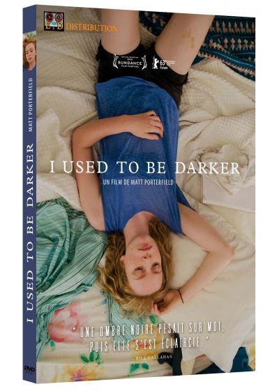 I Used To Be Darker - DVD