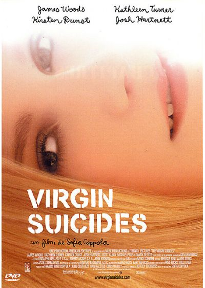 Virgin Suicides - DVD