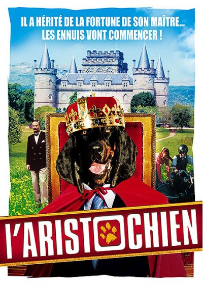 Hubert, son altesse caninissime ! - DVD