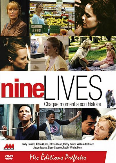 Nine Lives - DVD