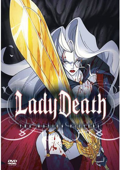 Lady Death - The Motion Picture - DVD