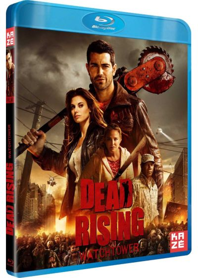 Dead Rising : Watchtower - Le Film - Blu-ray
