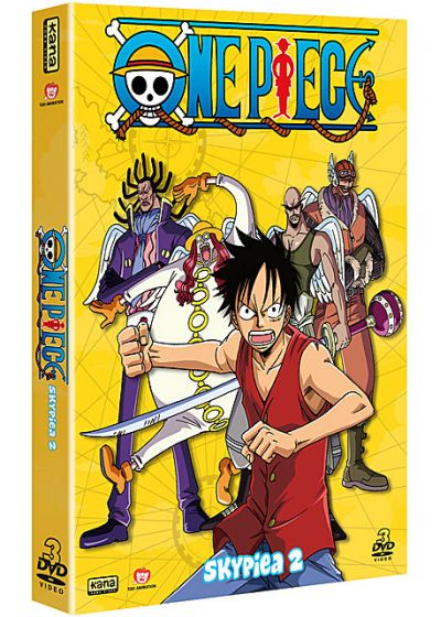 One Piece - Skypiea 2 - DVD