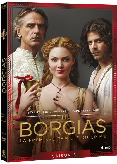 The Borgias - Saison 3 - DVD