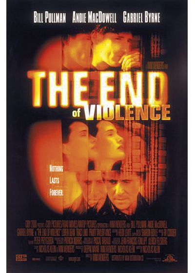 The End of Violence - DVD