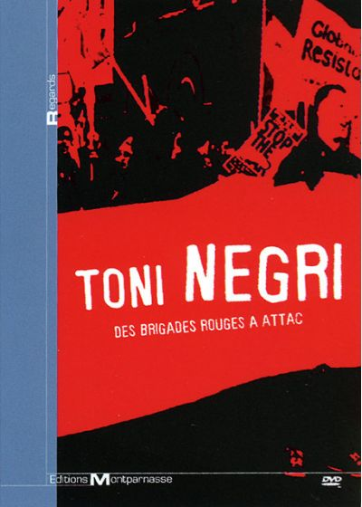 Toni Negri - Des Brigades Rouges à ATTAC - DVD