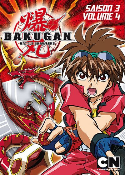 Bakugan Battle Brawlers - Saison 3 - Volume 4 - DVD
