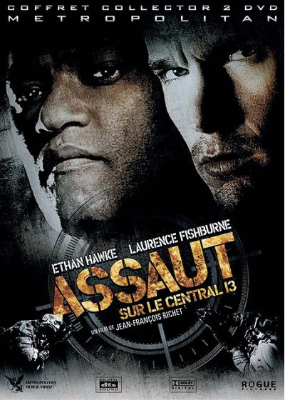 Assaut sur le central 13 (Édition Collector) - DVD