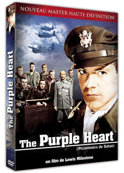 The Purple Heart - DVD