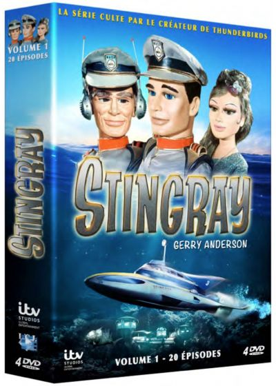 Stingray - Vol. 1 - DVD