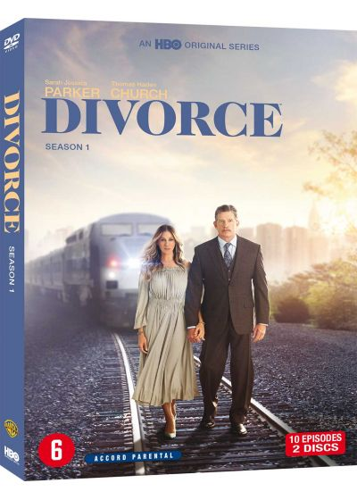 Divorce - Saison 1 - DVD