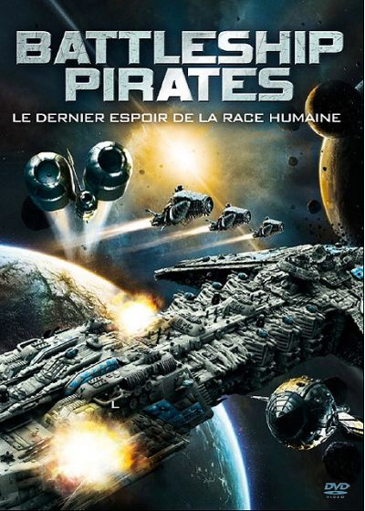 Battleship Pirates - DVD