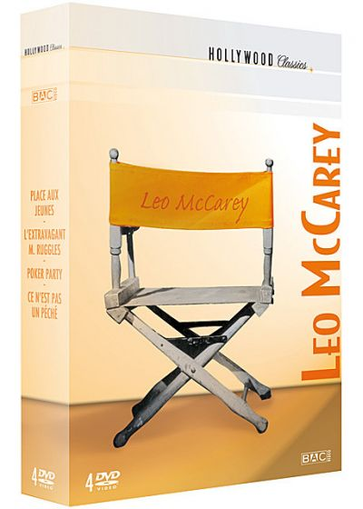 Leo McCarey - Coffret 4 films (Pack) - DVD