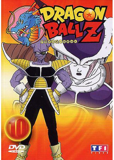 Dragon Ball Z - Vol. 10 - DVD