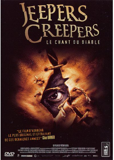 Jeepers Creepers - Le chant du diable (Édition Single) - DVD