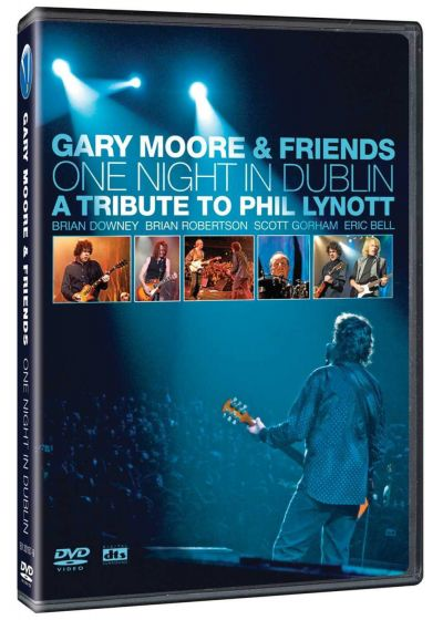 Gary Moore & Friends, One Night In Dublin, A Tribute To Phil Lynott - DVD