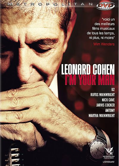 Leonard Cohen - I'm Your Man - DVD