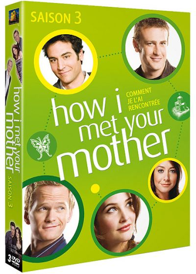 How I Met Your Mother - Saison 3 - DVD