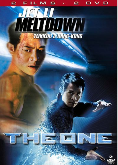 Meltdown : Terreur à Hong-Kong + The One (Pack) - DVD
