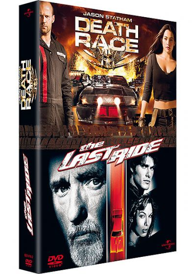 Death Race, course à la mort + The Last Ride (Pack) - DVD