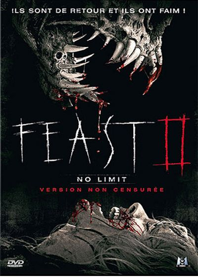 Feast II - No Limit (Non censuré) - DVD