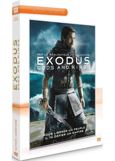 Exodus : Gods and Kings - DVD