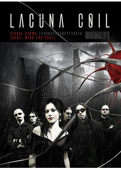 Lacuna Coil - Visual Karma (Body, Mind and Soul) (Édition Collector) - DVD