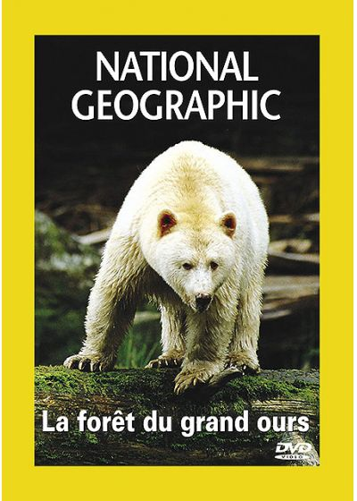 National Geographic - La forêt du grand ours - DVD