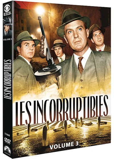 Les Incorruptibles - Volume 3 - DVD