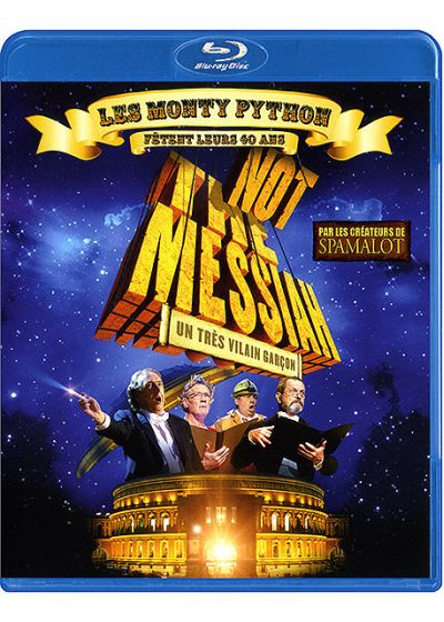 Not The Messiah (Un très vilain garçon) - Blu-ray
