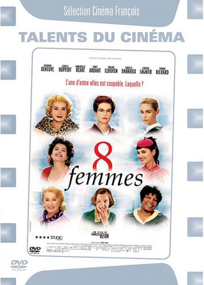 8 femmes (Édition Single) - DVD